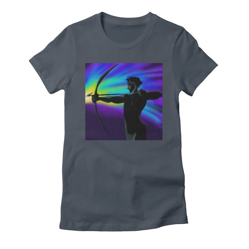 Shooting Star Archer Women's T-Shirt by Magpies and Pigeons