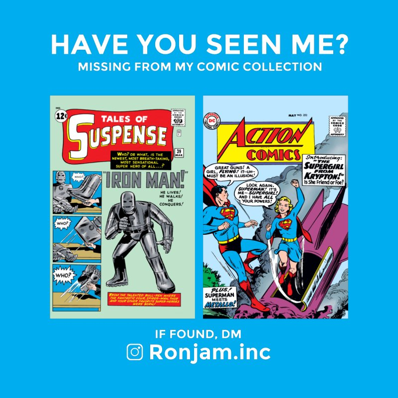 Have You Seen These Comics? Men's T-Shirt by Certified Comic Shop