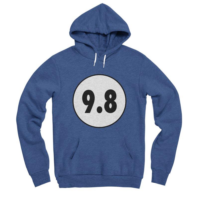 CGC 9.8 NM/M T-Shirt Men's Sponge Fleece Pullover Hoody by Certified Comic Shop