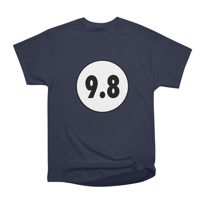 CGC 9.8 NM/M T-Shirt Men's Heavyweight T-Shirt by Certified Comic Shop