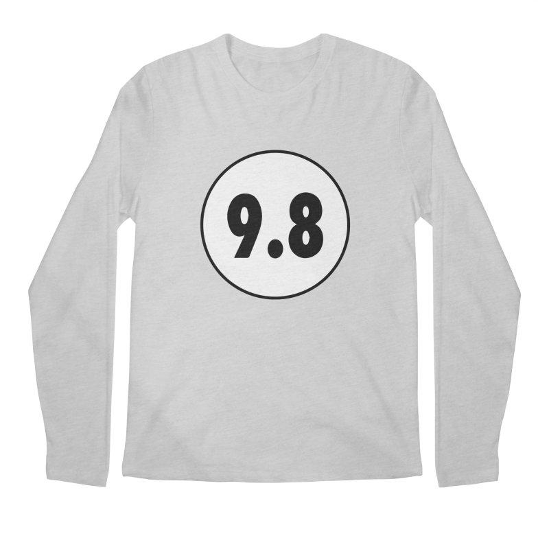 CGC 9.8 NM/M T-Shirt Men's Regular Longsleeve T-Shirt by Certified Comic Shop