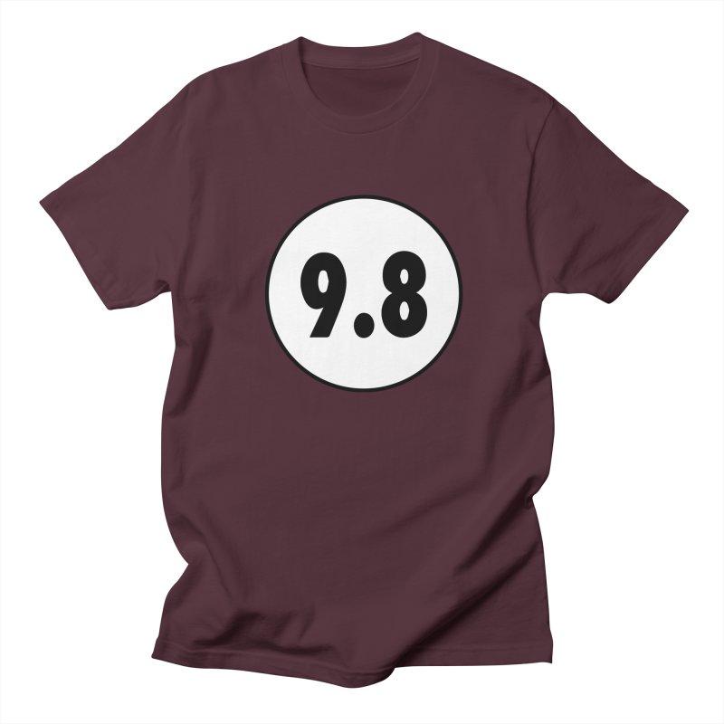 CGC 9.8 NM/M T-Shirt Women's Regular Unisex T-Shirt by Certified Comic Shop