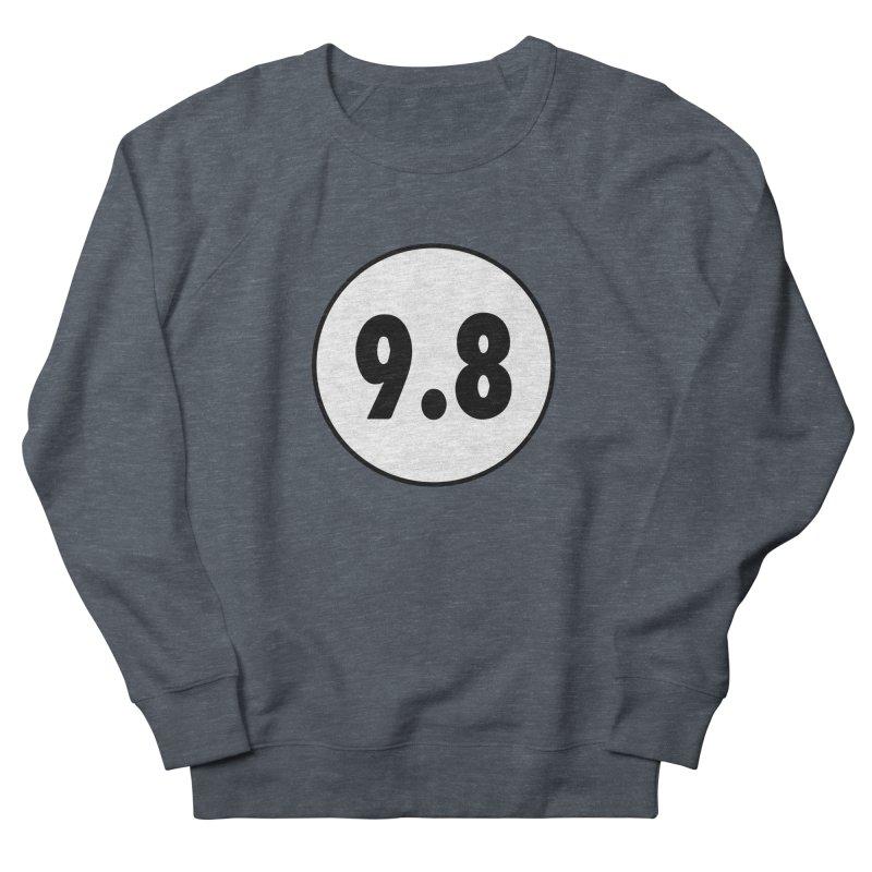 CGC 9.8 NM/M T-Shirt Women's French Terry Sweatshirt by Certified Comic Shop