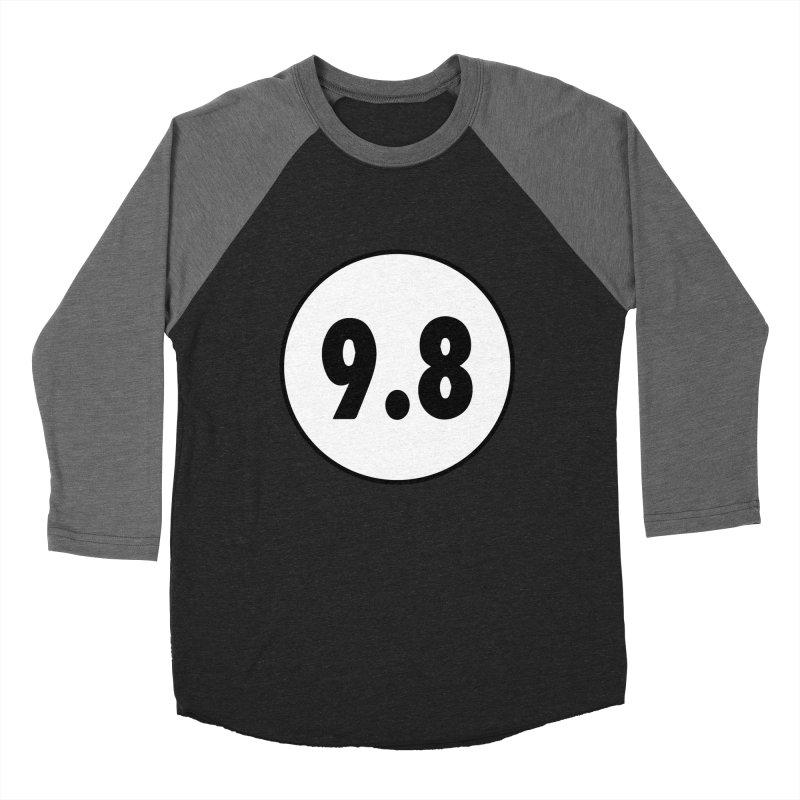 CGC 9.8 NM/M T-Shirt Men's Baseball Triblend Longsleeve T-Shirt by Certified Comic Shop