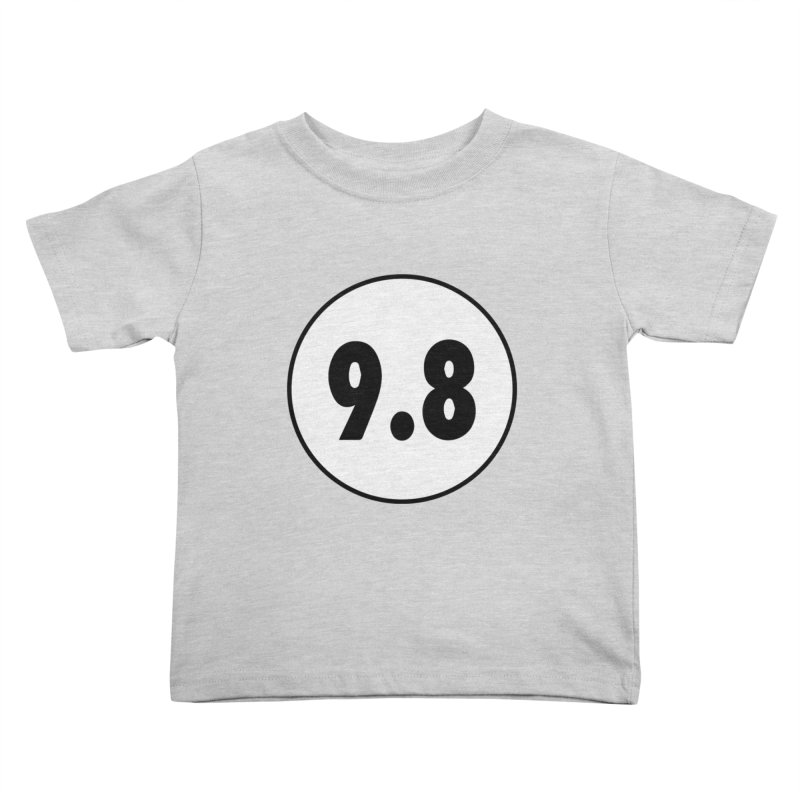 CGC 9.8 NM/M T-Shirt Kids Toddler T-Shirt by Certified Comic Shop