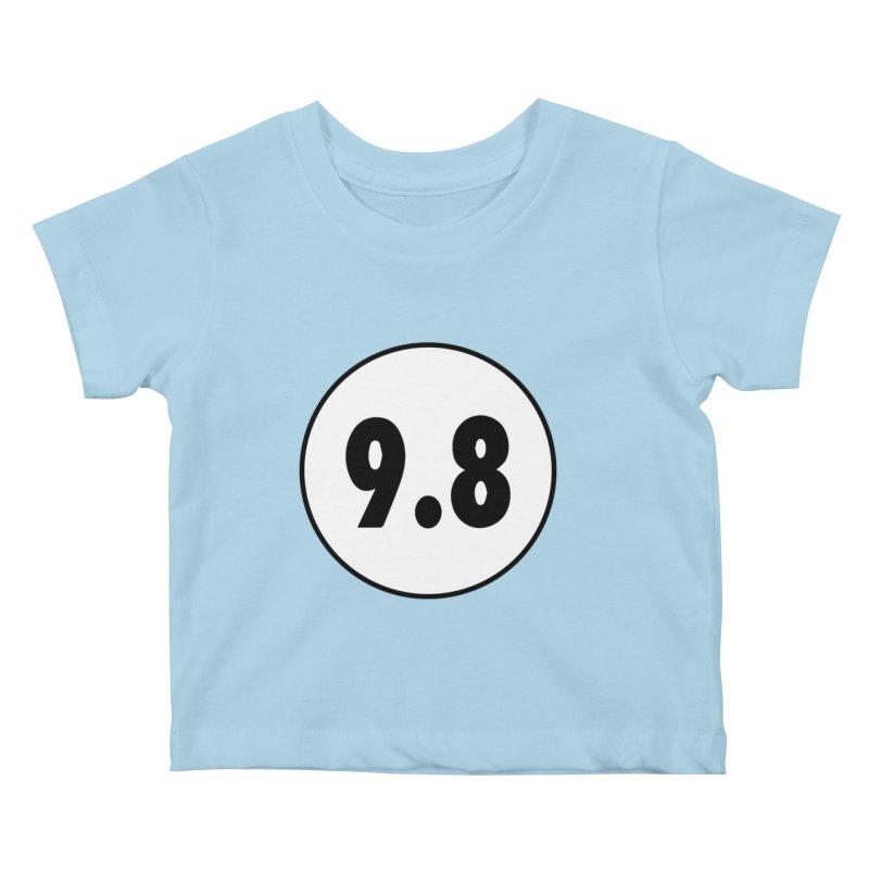 CGC 9.8 NM/M T-Shirt Kids Baby T-Shirt by Certified Comic Shop