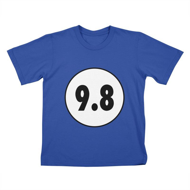 CGC 9.8 NM/M T-Shirt Kids T-Shirt by Certified Comic Shop