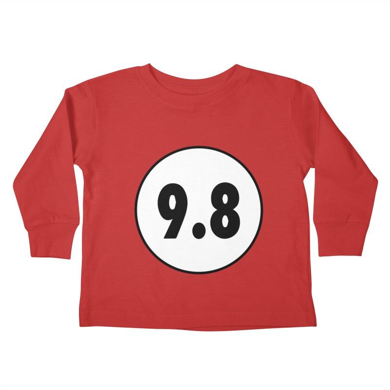CGC 9.8 NM/M T-Shirt Kids Toddler Longsleeve T-Shirt by Certified Comic Shop