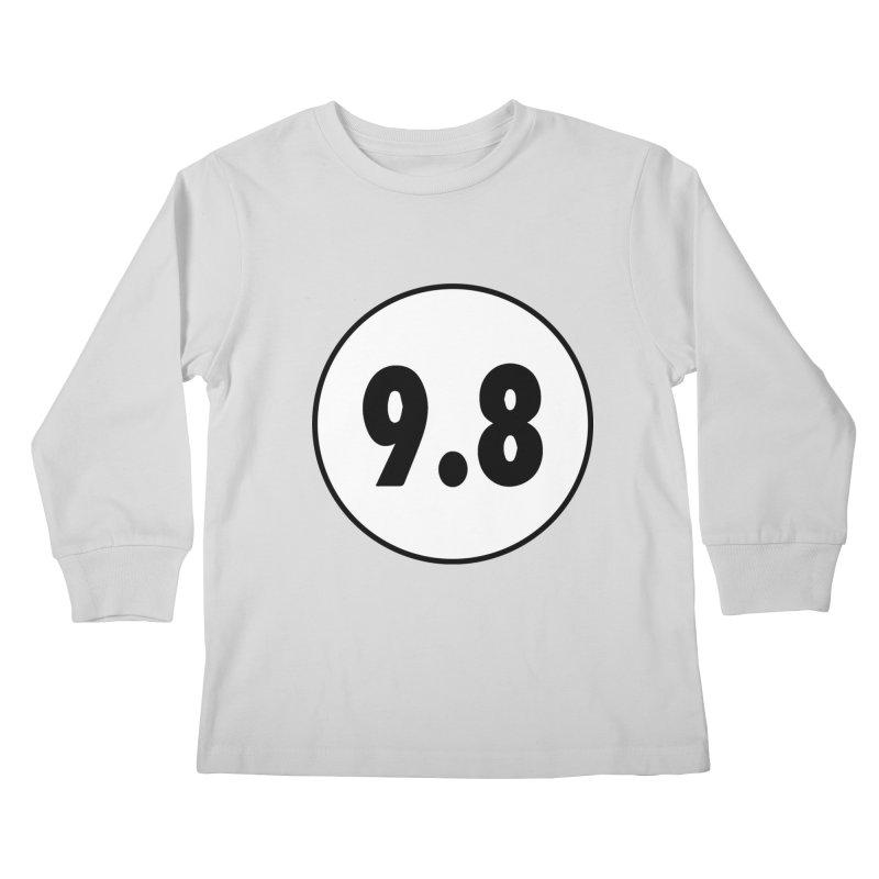 CGC 9.8 NM/M T-Shirt Kids Longsleeve T-Shirt by Certified Comic Shop