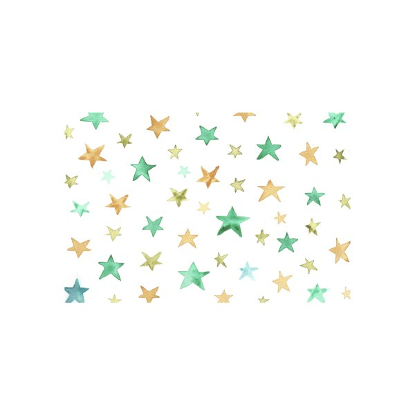 image for Abstract star pattern