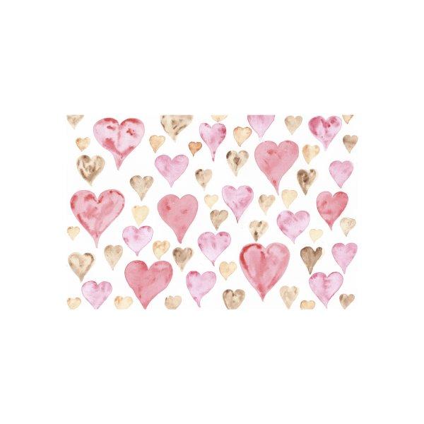 image for Random hearts pattern
