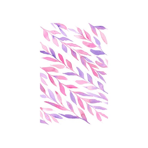 image for Pink and purple leaves