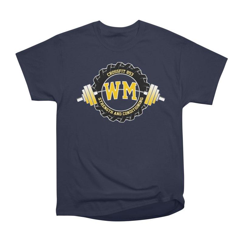 WM S&C Logo Women's Heavyweight Unisex T-Shirt by cf853's Artist Shop