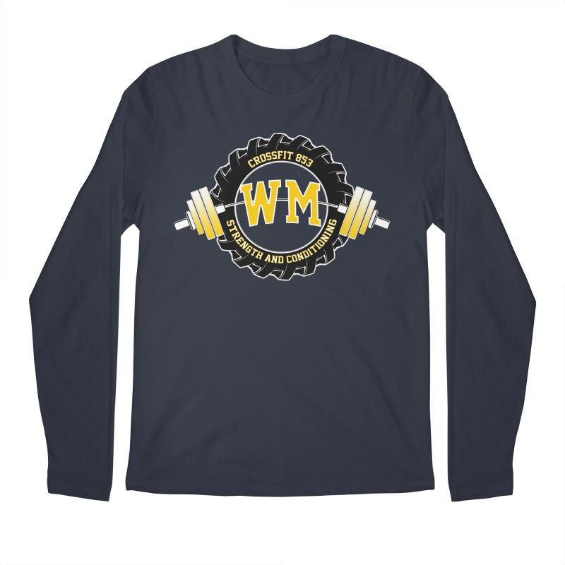 WM S&C Logo Men's Regular Longsleeve T-Shirt by cf853's Artist Shop