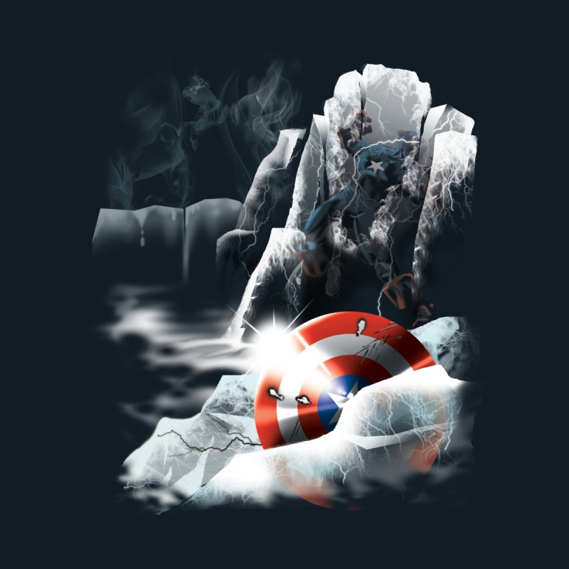 Captain: On Ice by CFDunbar Designs