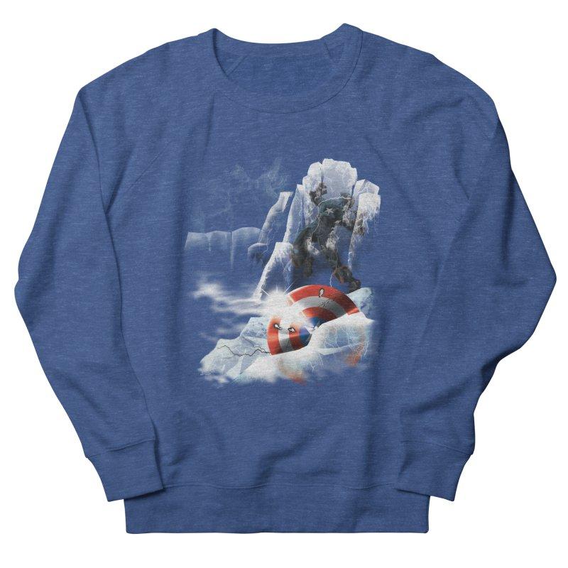 Captain: On Ice Women's Sweatshirt by CFDunbar Designs