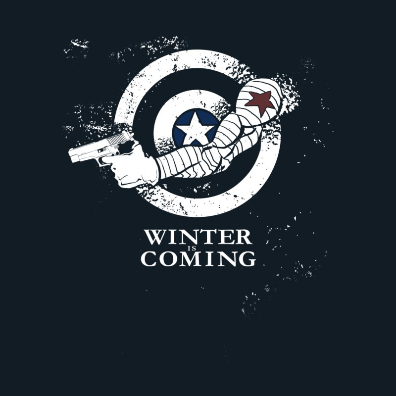 Bucky is Coming None  by CFDunbar Designs
