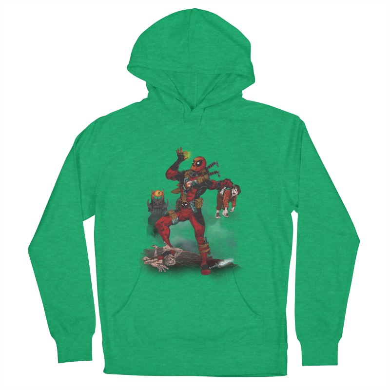 One 'Pool To Rule Them All Women's Pullover Hoody by CFDunbar Designs