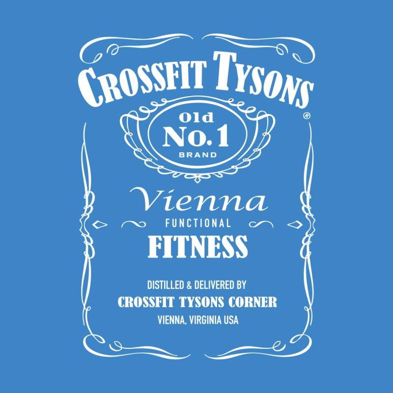 CFTC No. 1 Design by CrossFit Tysons Corner Apparel