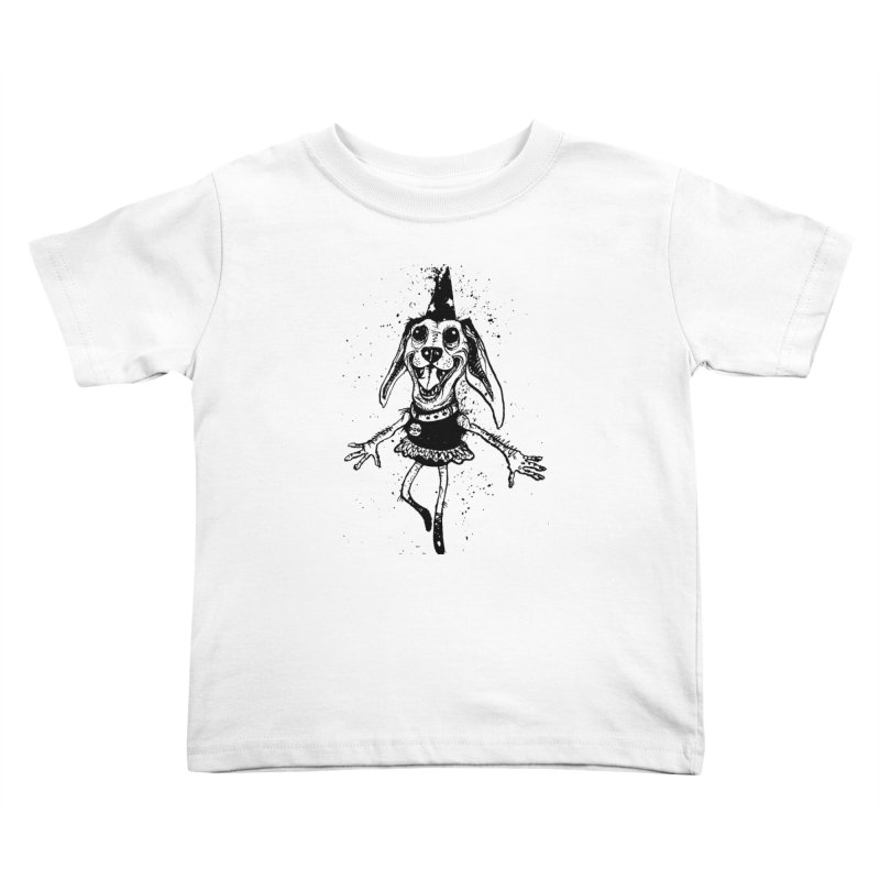 THEJOYOFDOG Kids Toddler T-Shirt by SOCIAL AMUSEMENT PRODUCTS. CURATED BY  CH4NNELIZER
