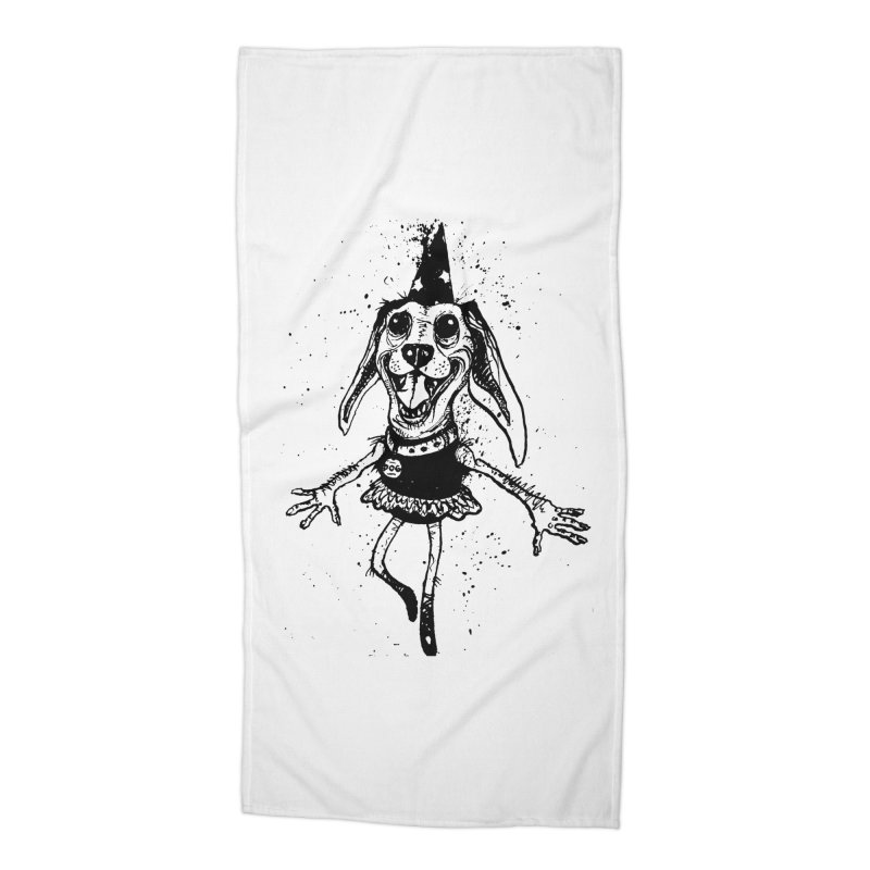 THEJOYOFDOG Accessories Beach Towel by SOCIAL AMUSEMENT PRODUCTS. CURATED BY  CH4NNELIZER