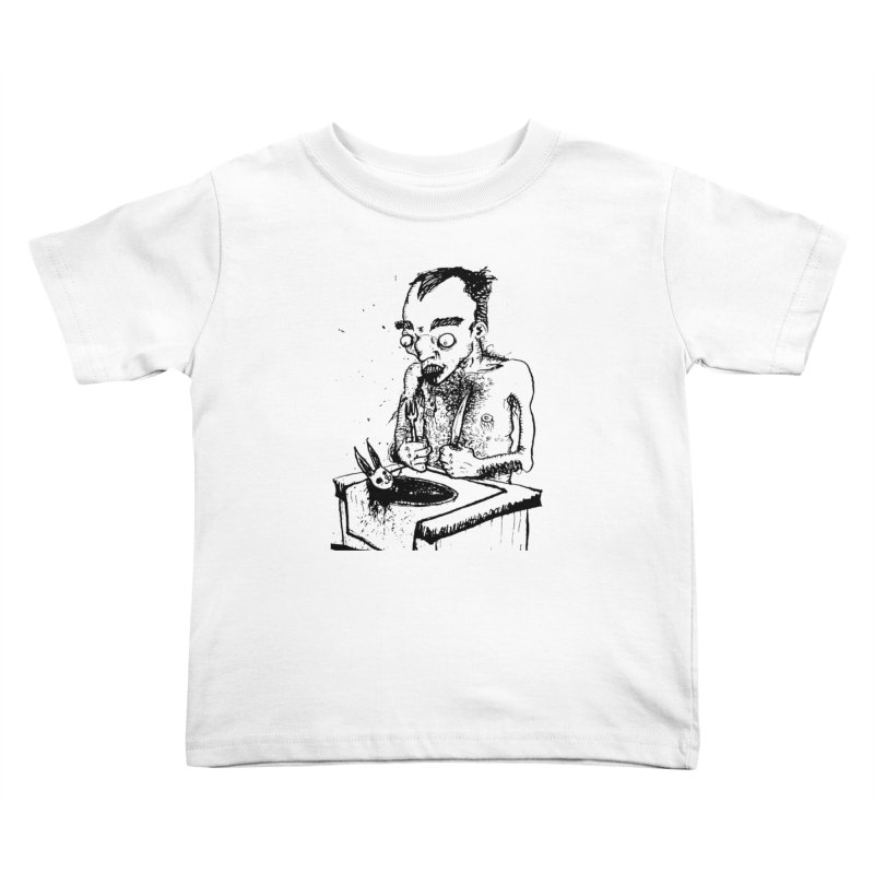 NOLUCKSTILLSMILING Kids Toddler T-Shirt by SOCIAL AMUSEMENT PRODUCTS. CURATED BY  CH4NNELIZER