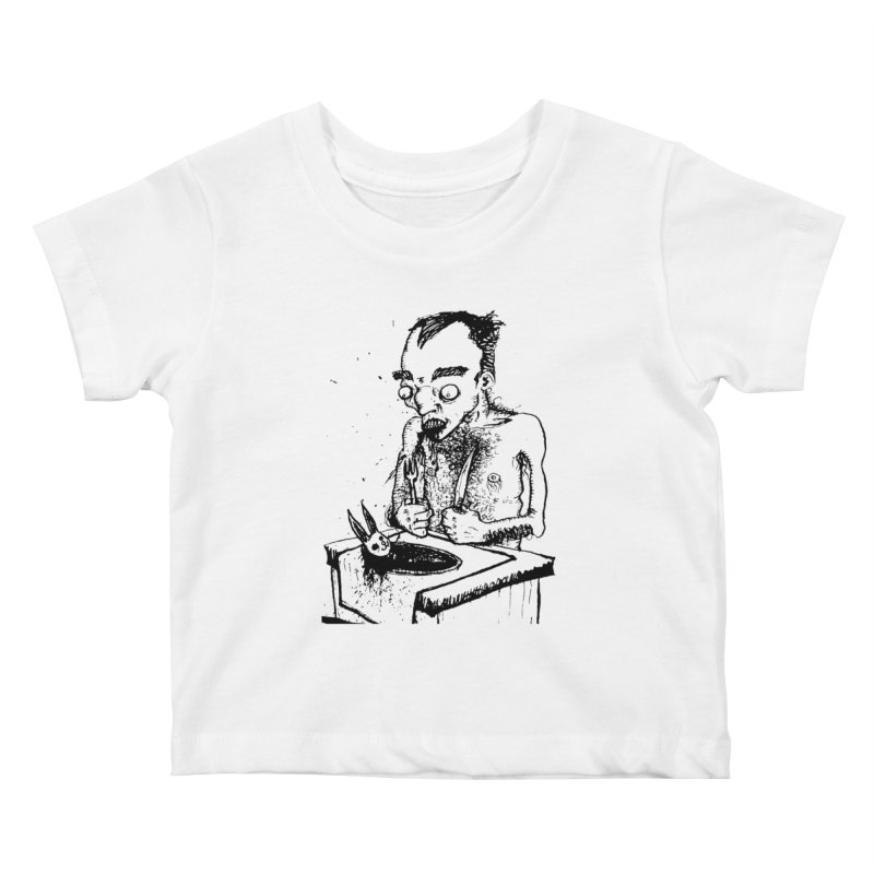 NOLUCKSTILLSMILING Kids Baby T-Shirt by SOCIAL AMUSEMENT PRODUCTS. CURATED BY  CH4NNELIZER