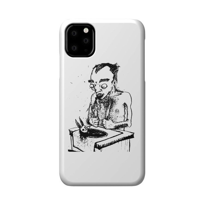 NOLUCKSTILLSMILING Accessories Phone Case by SOCIAL AMUSEMENT PRODUCTS. CURATED BY  CH4NNELIZER
