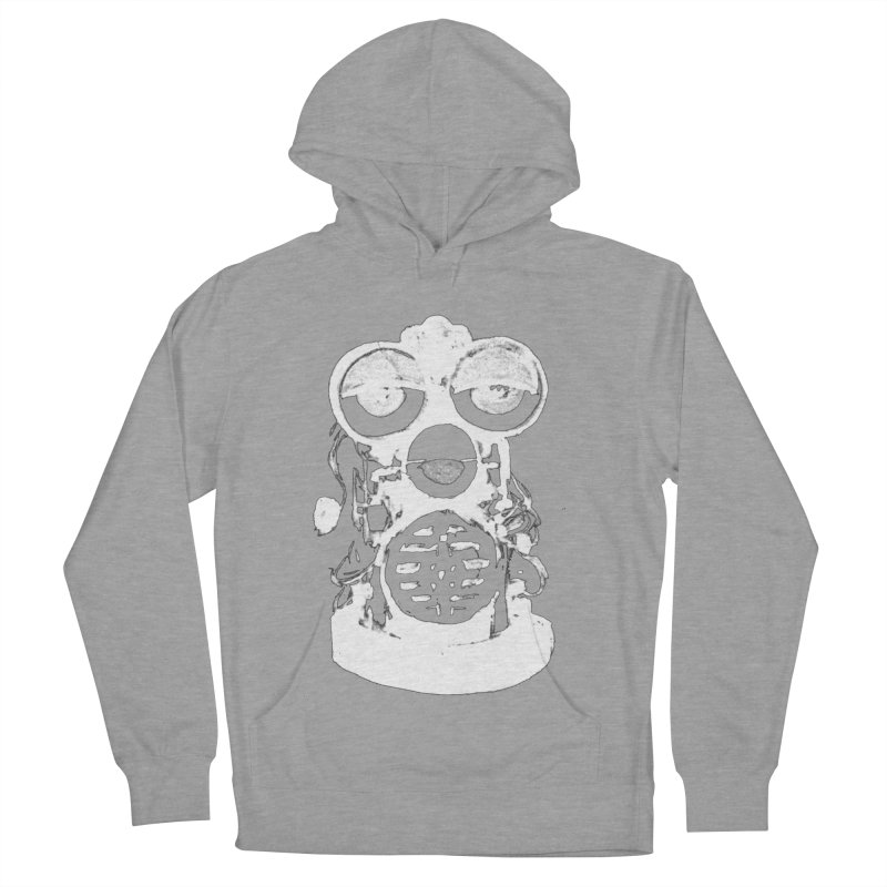 LESSTHANFURB Men's French Terry Pullover Hoody by SOCIAL AMUSEMENT PRODUCTS. CURATED BY  CH4NNELIZER
