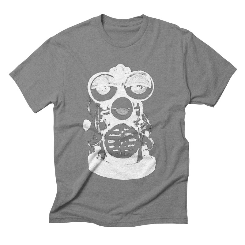 LESSTHANFURB Men's Triblend T-Shirt by SOCIAL AMUSEMENT PRODUCTS. CURATED BY  CH4NNELIZER