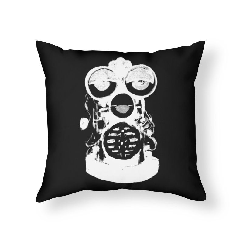 LESSTHANFURB Home Throw Pillow by SOCIAL AMUSEMENT PRODUCTS. CURATED BY  CH4NNELIZER