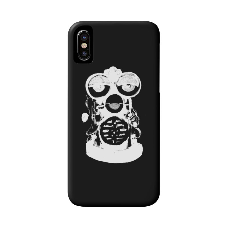 LESSTHANFURB Accessories Phone Case by SOCIAL AMUSEMENT PRODUCTS. CURATED BY  CH4NNELIZER