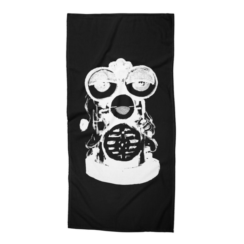 LESSTHANFURB Accessories Beach Towel by SOCIAL AMUSEMENT PRODUCTS. CURATED BY  CH4NNELIZER
