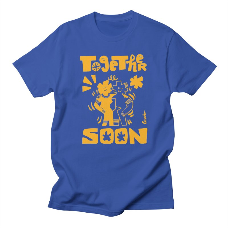 Together Soon Men's T-Shirt by Chacko Brand