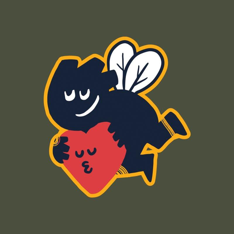 Love Bug Men's Cut & Sew by Chacko Brand