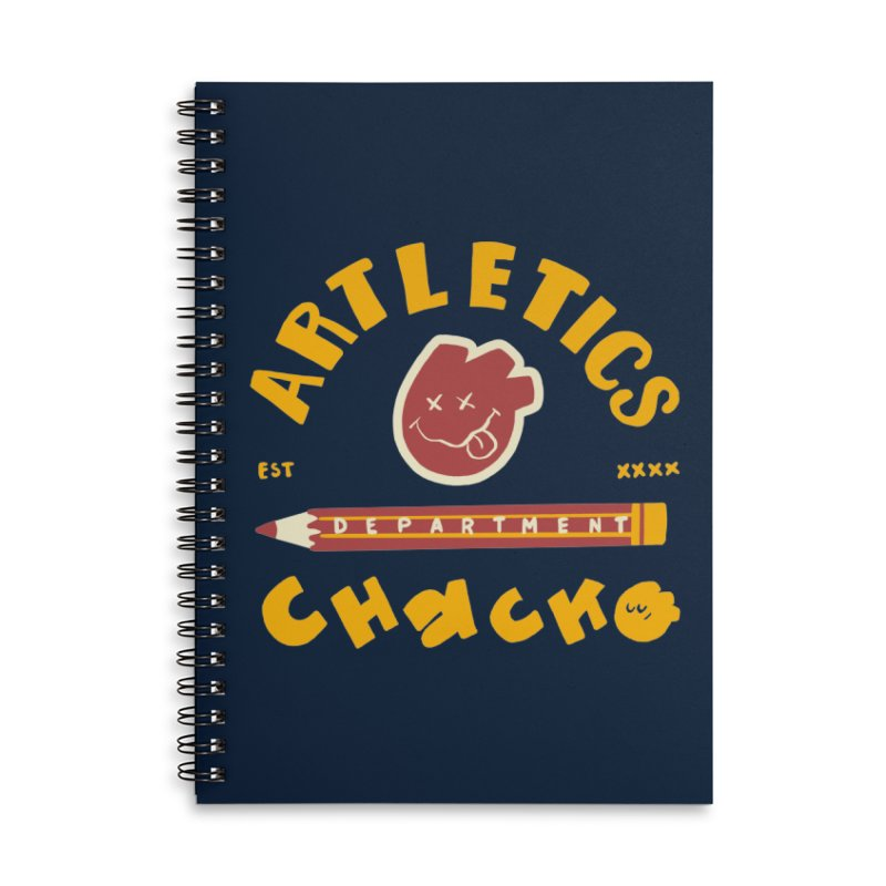 ORIGINAL Accessories Notebook by Chacko Brand