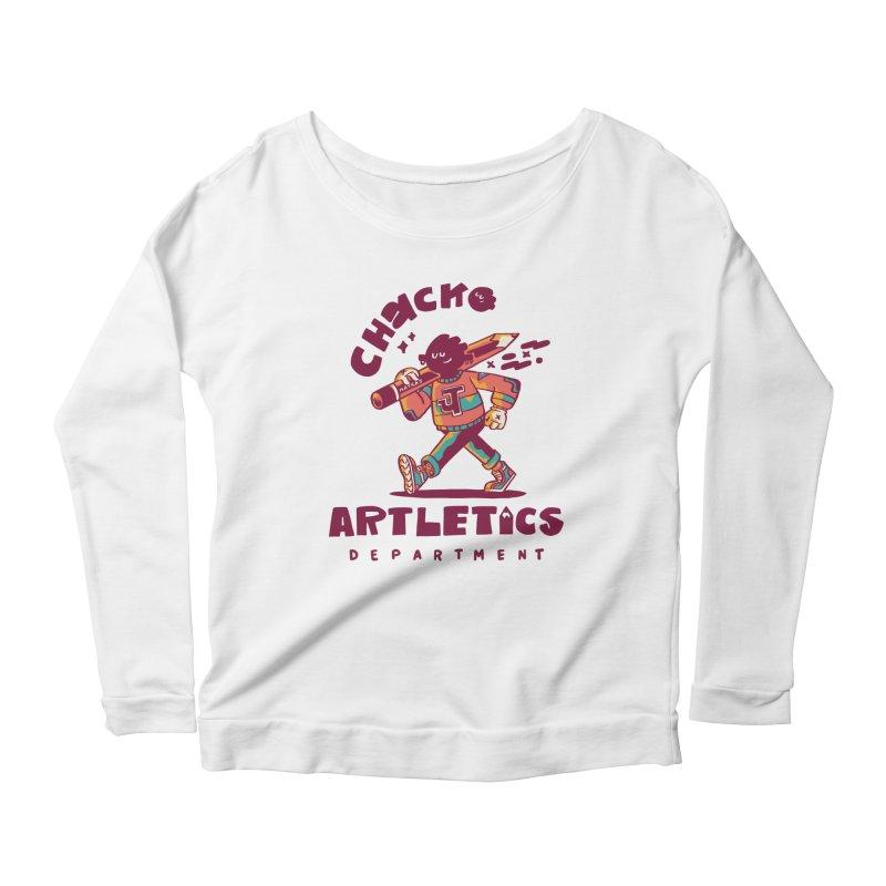 Get Creative Women's Longsleeve T-Shirt by Chacko Brand