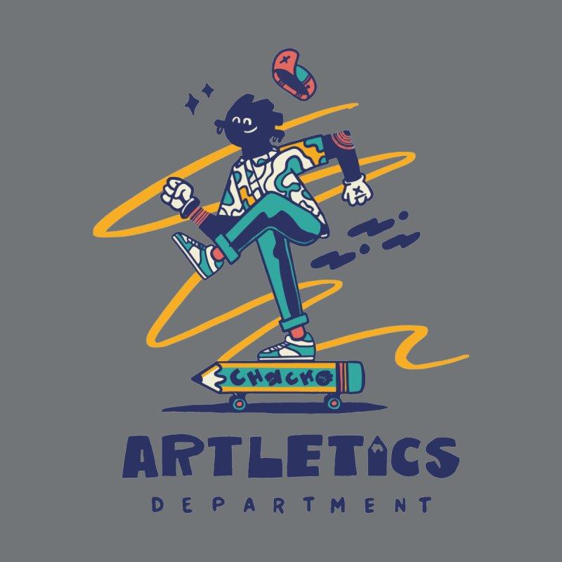 Creative wave Men's Sweatshirt by Chacko Brand