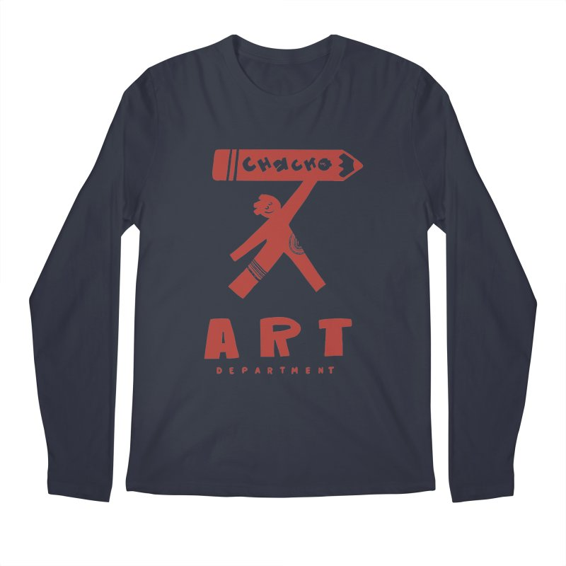 Art Chacko Men's Longsleeve T-Shirt by Chacko Brand