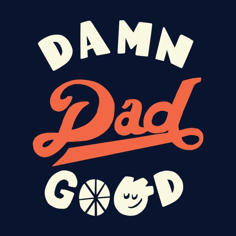 Damn good Dad Men's Zip-Up Hoody by Chacko Brand