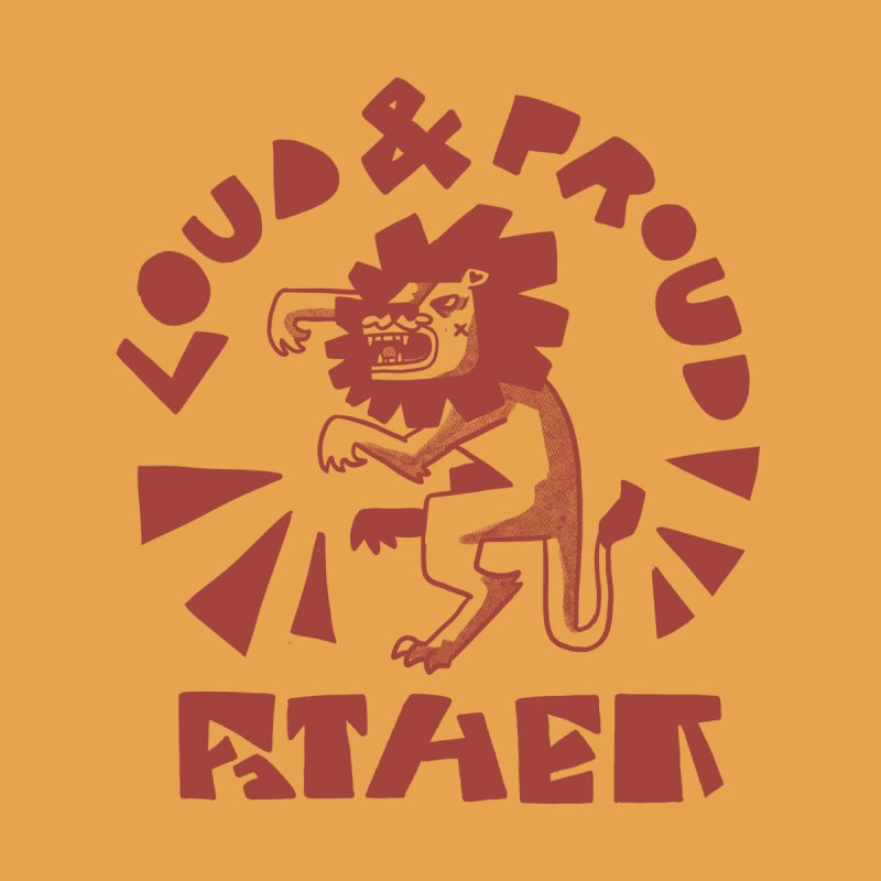 Loud and proud Men's T-Shirt by Chacko Brand
