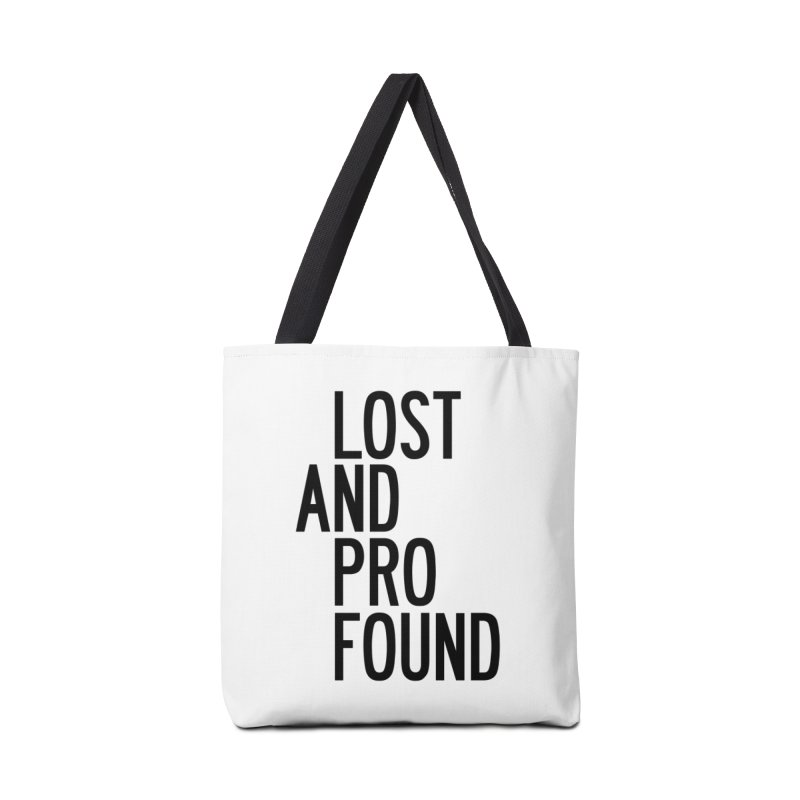 Lost And Profound Accessories Tote Bag Bag by by Chad Rea