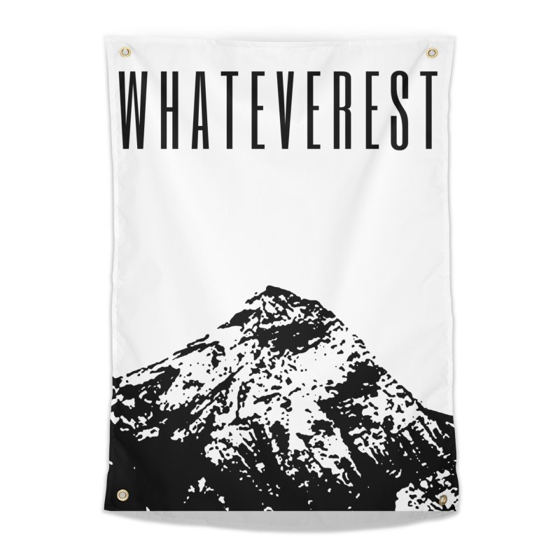 Whateverest Home Tapestry by by Chad Rea