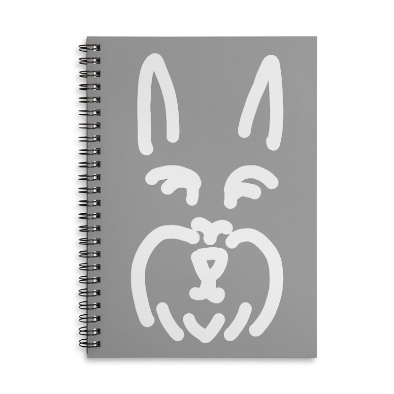 Martx Accessories Lined Spiral Notebook by chalkmotion's Shop
