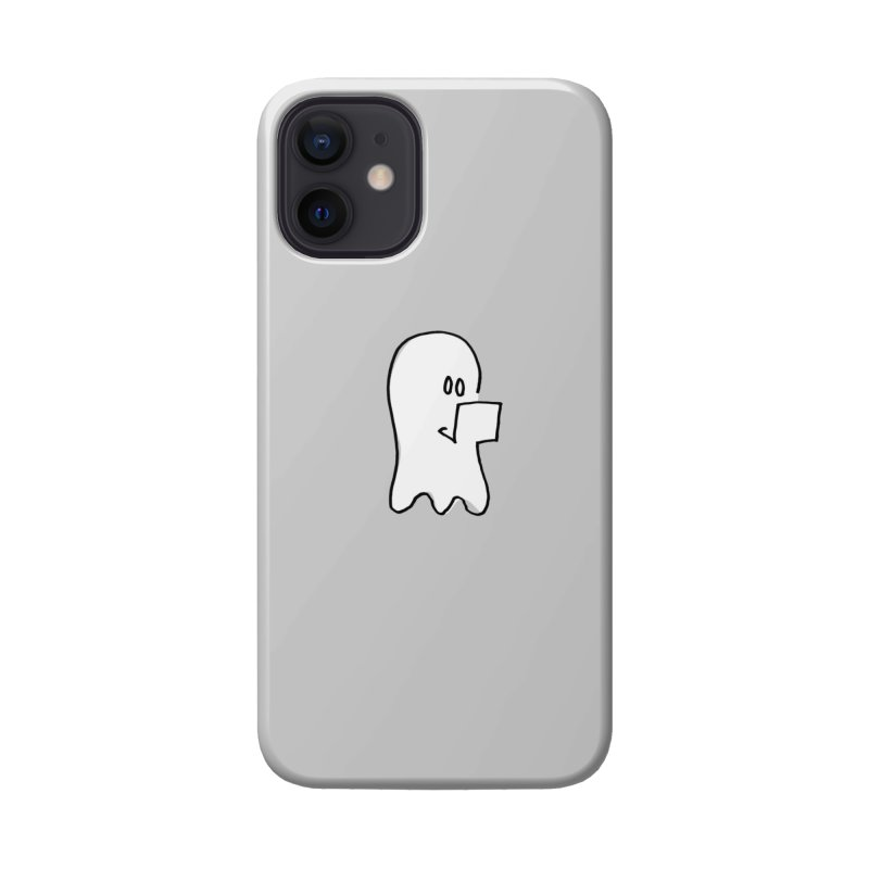 ghostwriter Accessories Phone Case by chalkmotion's Shop