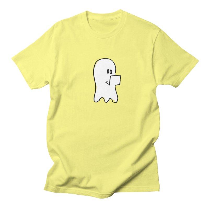 ghostwriter Men's T-Shirt by chalkmotion's Shop