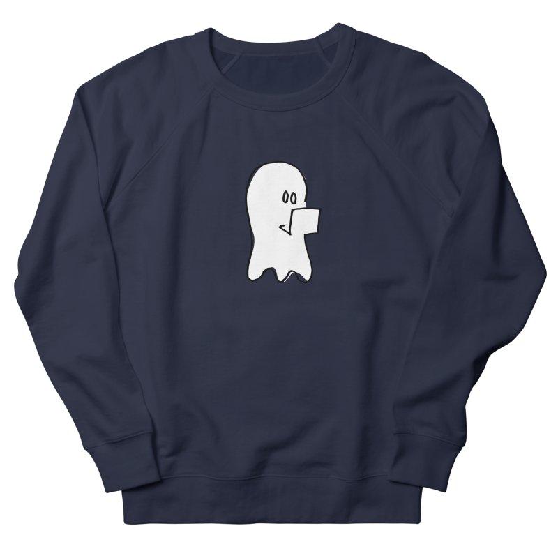 ghostwriter Women's Sweatshirt by chalkmotion's Shop
