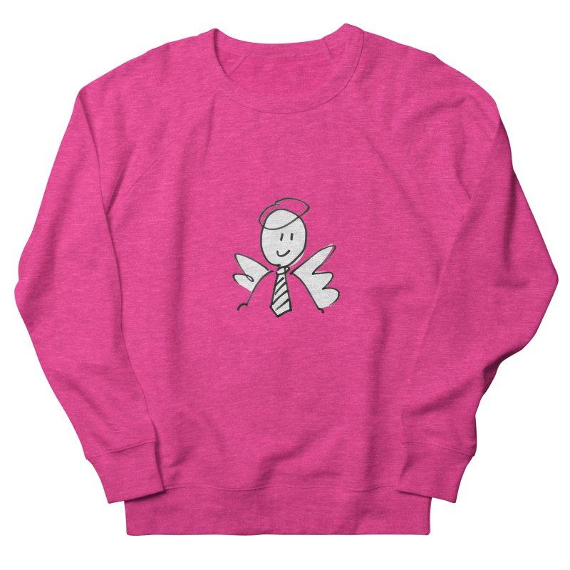 Angel Investor Women's Sweatshirt by chalkmotion's Shop