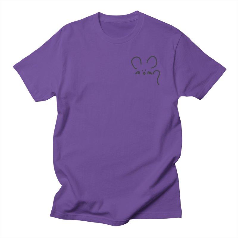 pocket mouse Women's Regular Unisex T-Shirt by chalkmotion's Shop