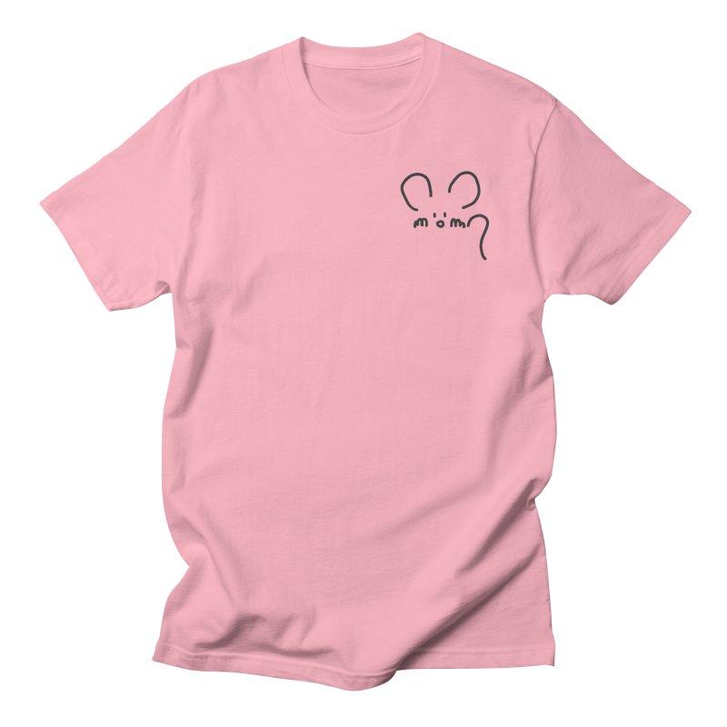 pocket mouse Men's Regular T-Shirt by chalkmotion's Shop